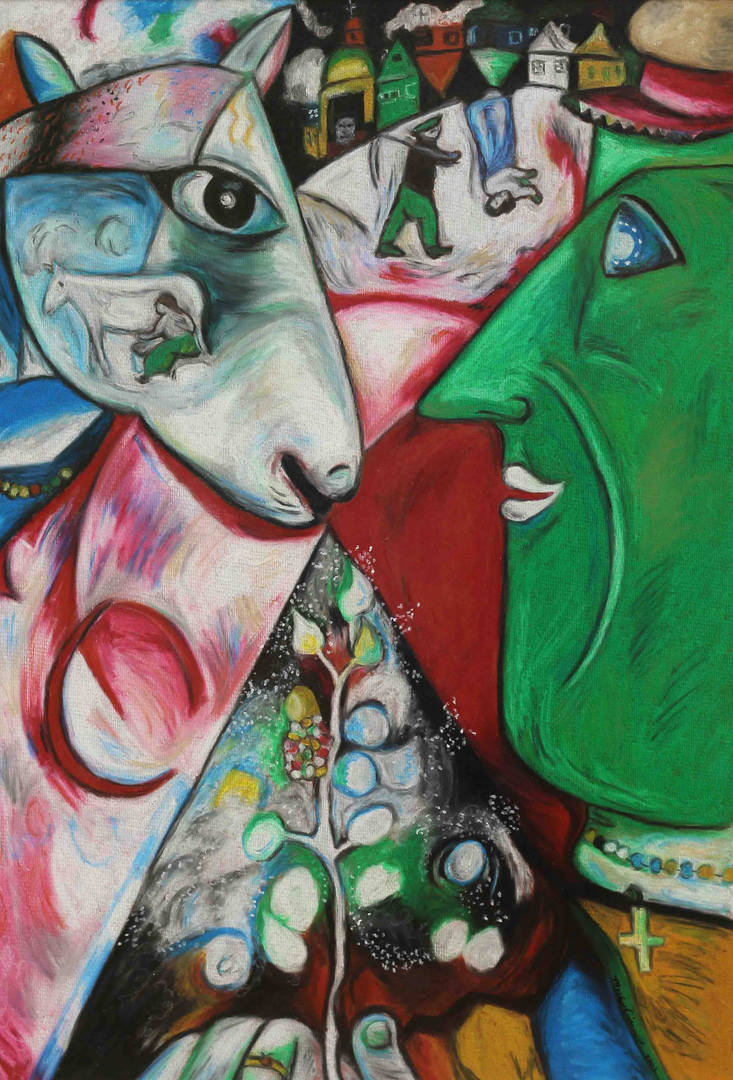 Ode to Chagall