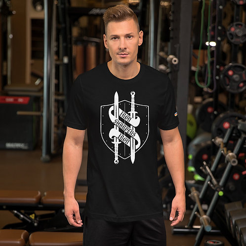 2Serve Iron Sharpens Iron T-Shirt