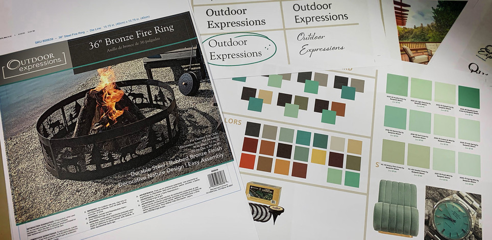 Outdoor Expressions Packaging
