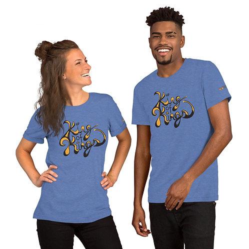 2Serve King of Kings Unisex T-Shirt