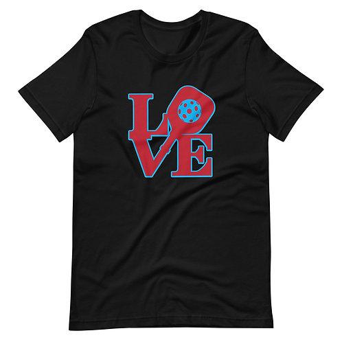 2S Love Pickleball Unisex T-Shirt