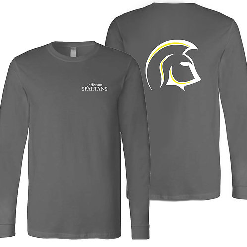 Long Sleeve Gray T