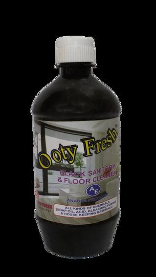 Ooty Fresh Black Sanitary and Floor Cleaner 500ml