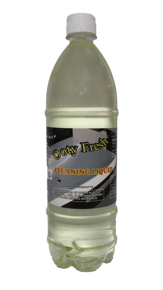 Ooty fresh Cleaning liquid 1L