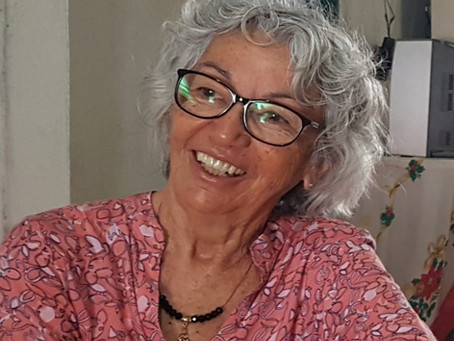 Entrevista com Maria Rizolete Fernandes