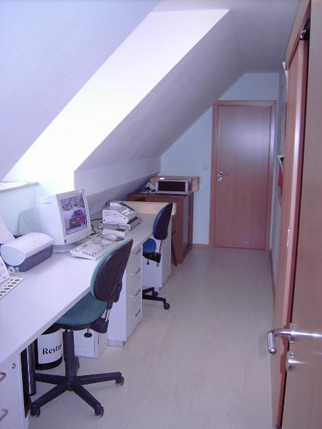 Unser Schießleiterbüro