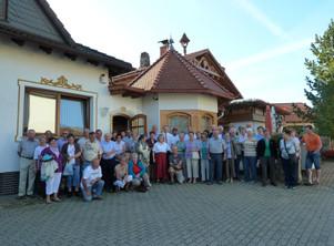 Schützenausflug 2012