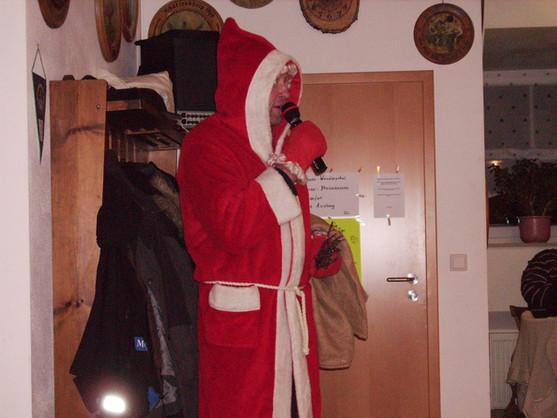 Der Nikolaus!