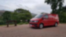 Duddon Fire Extinguisher Service Vehicle