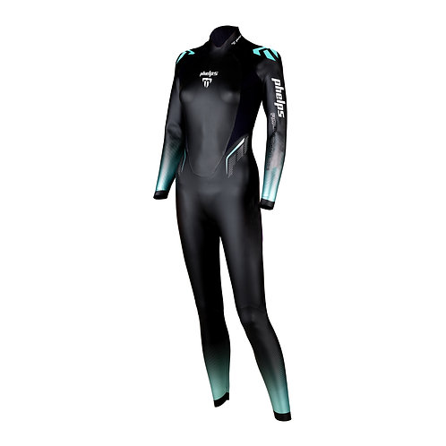 SU725 AQUASKIN 2.0 FULL SUIT WOMEN