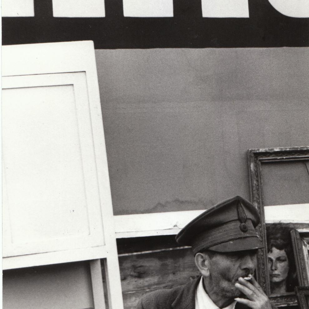 Roma, Porta Portese, 1960
