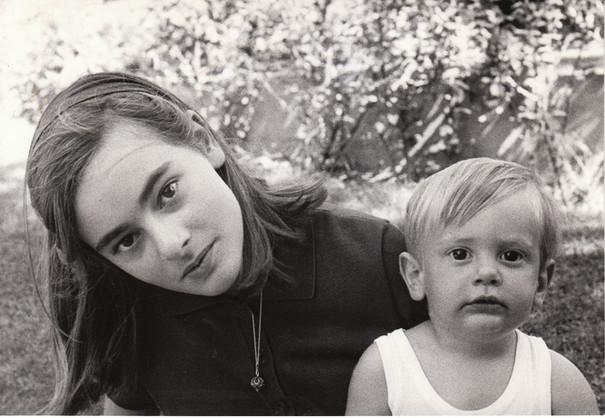 Anna e Angelo Loy, 1968