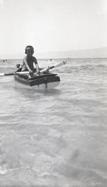 Giuseppe Loy, Cagliari, 1934