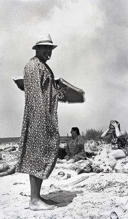 Giuseppe Loy, Villasimius (CA), 1973