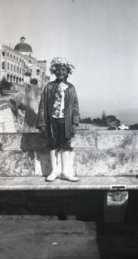 Giuseppe Loy, Cagliari, 1933