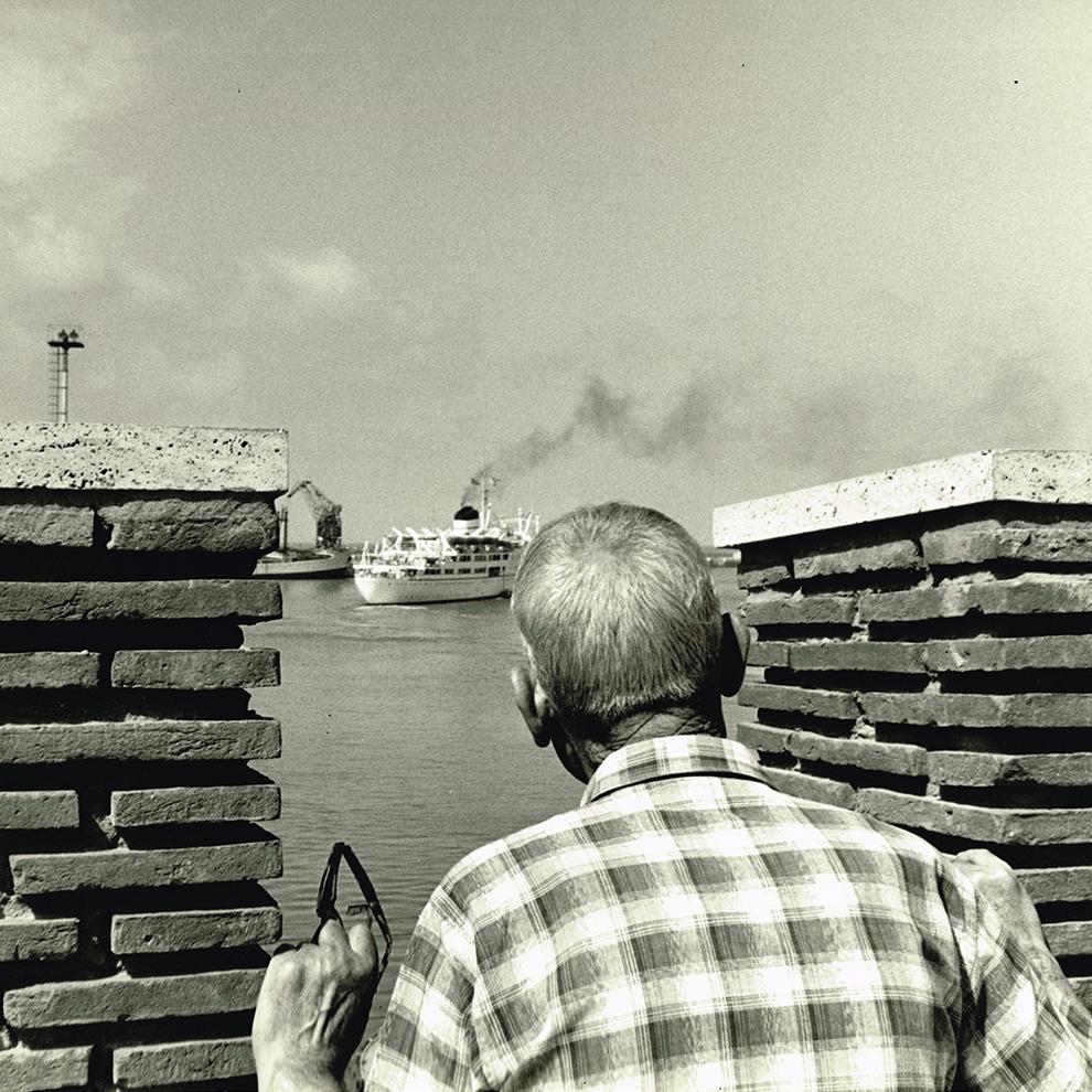 Civitavecchia, 1962