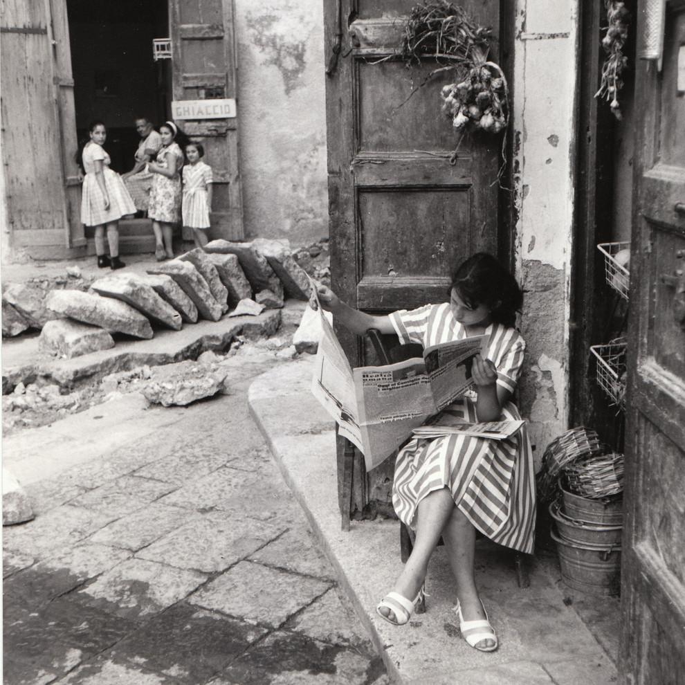 Lipari, 1960