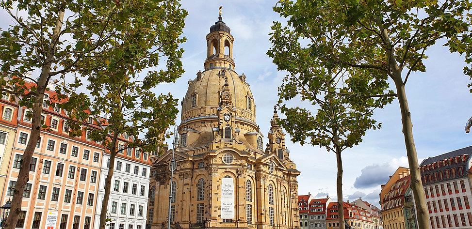 Обзорная экскурсия в Дрездене, гид по Др