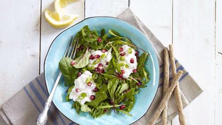 Salat med tunfiskrøre