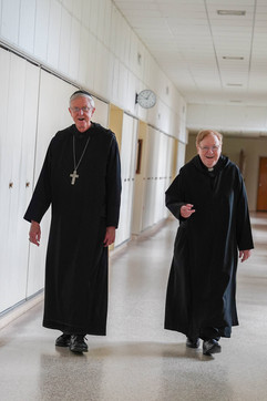 Abbot and Monk
