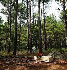 Honey Creek Woodlands   The Burial