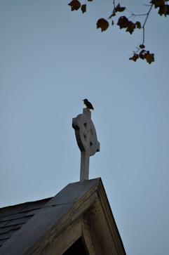 Rooftop Cross