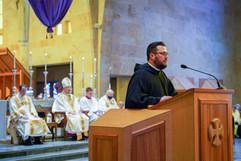 Reading at Mass