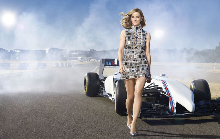 Women Who Dare: Race-Car Driver Susie Wolff