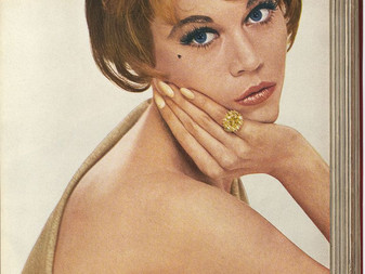 Jane Fonda on Her X-Rated Shoot with Richard Avedon and Why She's Building a Shrine to Herself