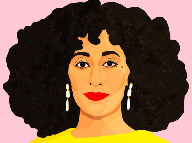 What Diana Ross Taught Tracee Ellis Ross About Thrift