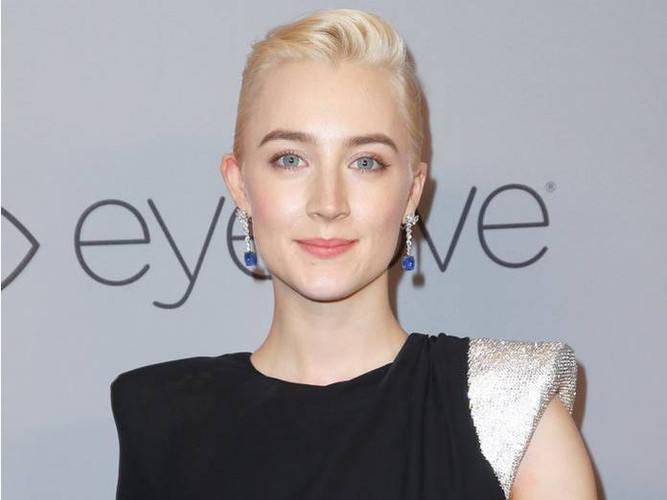 Saoirse Ronan on Lady Bird