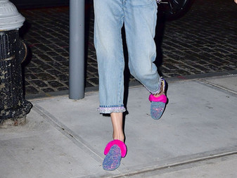 Mules — The Mullets Of Footwear — Are The Official Shoe Of 2017