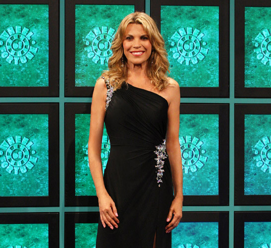 Vanna White Has Worn More Than 6500 Dresses on Wheel of Fortune—But She Has One Favorite