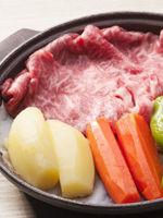 ゲストハウス川場<川場村の食の宿>陶板焼き
