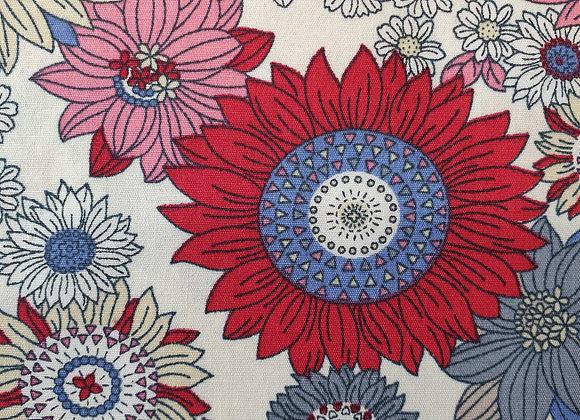 Floral cotton 20