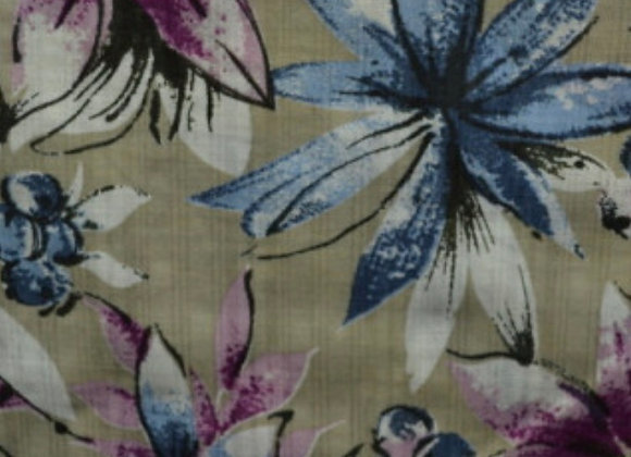 Cotton-viscose fabrics
