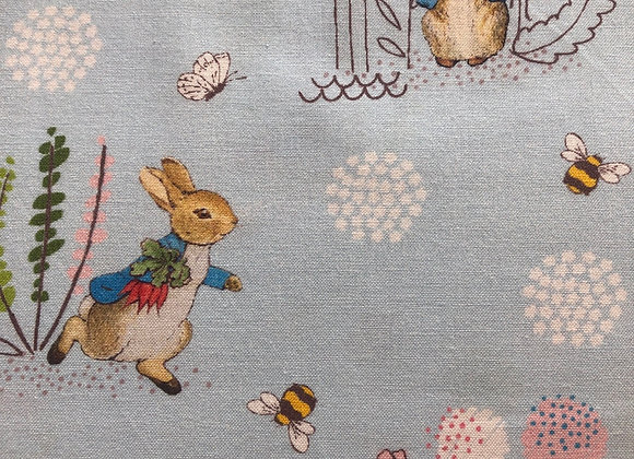 Peter rabbit  cotton
