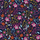 Thumbnail: Small foral - Cotton tricot