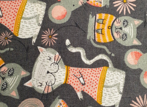 Cats and Mice - cotton