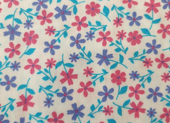 Floral cotton 18
