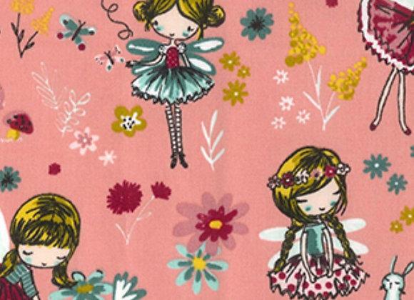 Pink fairy cotton