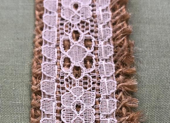 Hessian lace