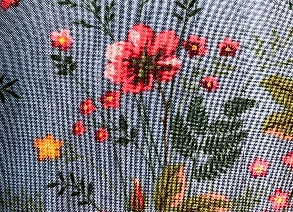 Floral 11 cotton