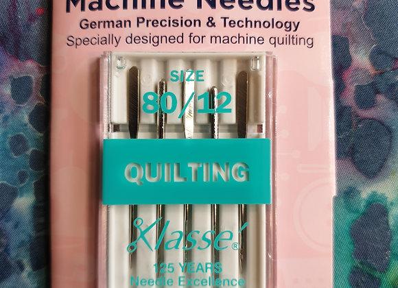 Machine Needles - Quillting