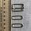Thumbnail: Metal adjuster buckle and rings.