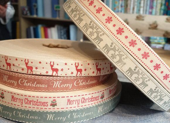 Ribbon tape - Christmas