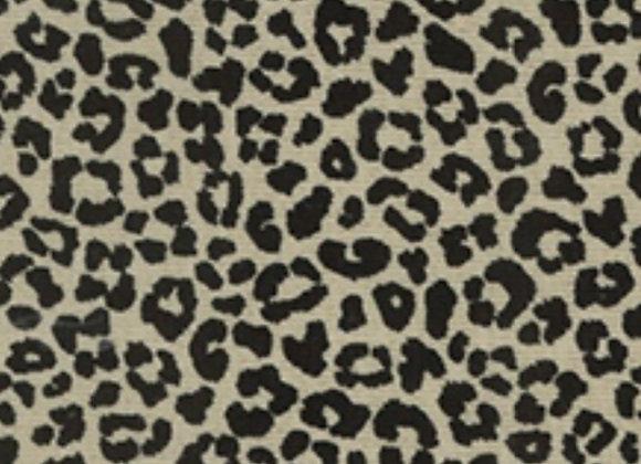 Animal print cotton jersey