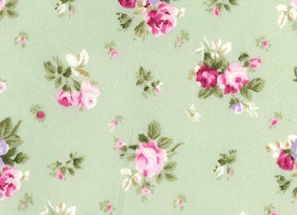 Floral bunches. Cotton