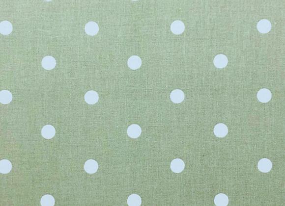 Green spot oilcloth