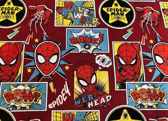 Spider-Man cotton